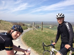 top of combe gibbet