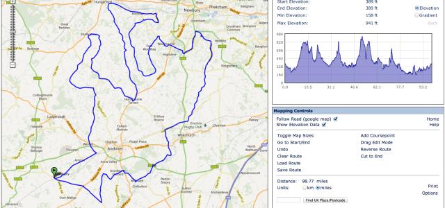 map&profile 'Full Monty'