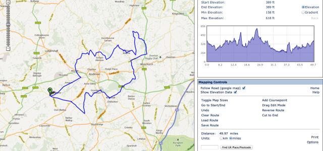 map&profile 'Spag Bol'
