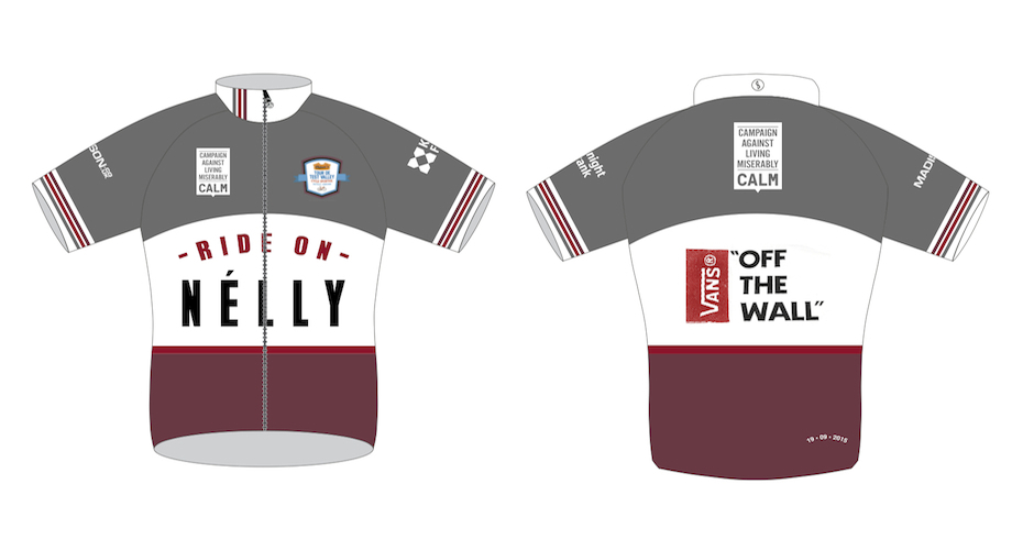 NEW 2015 Tour de Test Valley x CALM x VANS jersey available NOW!